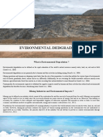 Project - Environmental Degradation