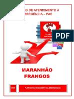 PLANO DE ATENDIMENTO A EMERGÊNCIA - 2020