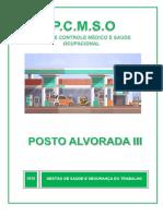PCMSO POSTO ALVORADA III