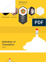 PPT Translation Introduce