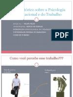 PSICOLOGIA DO TRABALHO I (1)