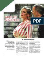 Arias of Auschwitz