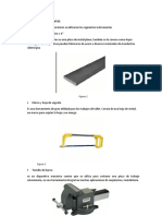 Materiales y herramientas