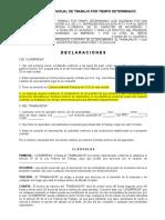CONTRATO DE TRABAJO POR TIEMPO DETERMINADO (1)