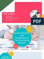 Audit Kelompok 1 (Audit Plan dan Integrasi)