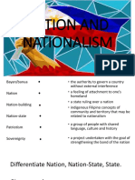 Nation-and-Nationalism