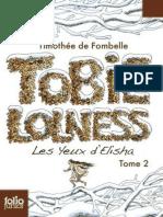 Timothee de Fombelle -Tobie Lolness 2