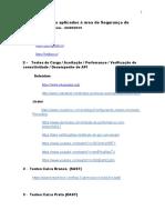 Software Livre para Segurança de Informação