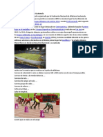 las historia del atletismo de Guatemala