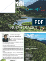 PROGRAMA DE FESTEJOS ECHARATI -COMUFE 2018