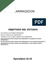 EL ARMAGEDON