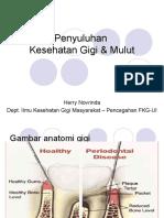 Penyuluhan Kesehatan Gigi & Mulut