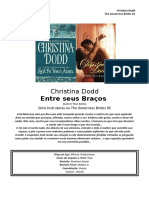 Christina Dodd - The Governess Brides 05 - Entre seus braços  (Lost in Your Arms) (Tiamat-World).