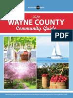 Wayne County Community Guide 2020