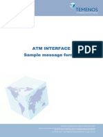 Atm Interface-Iso8583 Message Format
