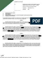 Brianna Williams Charging Notice 3-9-2020