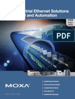 Catalog Industrial Ethernet 2008