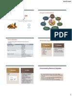 2. Clasificación de los Alimentos