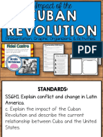 impact of the cuban revolutionstudentcopy
