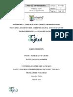 analisis viabilidad empresa artdigital