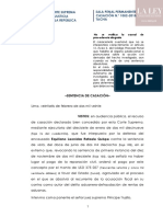 Casación N.° 1082-2018-Tacna_
