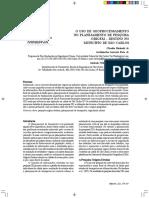 Artigo - Bielenki - O USO DE GEOPROCESSAMENTO NO PLANEJAMENTO DE PESQUISA DE OD 05(02) 06