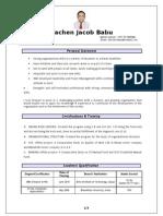 Bachu - CV New