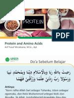 BIOKIMIA-Protein
