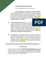 Contrato Prestacion Servs CONSULTORIA ORGANIZACIONAL - COPIA PETROCOLOMBIA ...v4