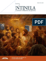 Revista sentinela maio 2020