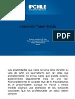 Lesiones traumáticas y