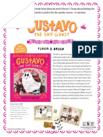 Gustavo the Shy Ghost by Flavia Z. Drago Author's Note