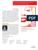 Beauty Mark by Carole Boston Weatherford Press Release