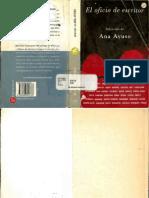 El oficio de escritor [OCR0] - Ana Ayuso (compiladora).pdf