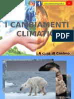 Cambiamenti climatici(1)