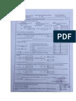 Certificado de medico