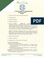 MCBOC 2020 0310 Agenda Packet