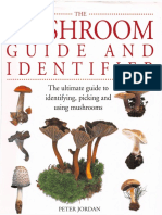 The Mushroom Guide and Identifier