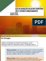 2.2. RESUMO - Variação da Radiação Solar