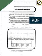 CIFRADO MUSICAL