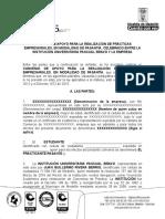 GDC-FR-14 Convenio Actualizado - Versión 10