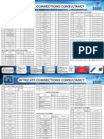 INTERNATIONAL CENTRE FOR CONSULTANCY-Icc Calender 2020