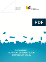 DOCUMENTO    DIAC 2020