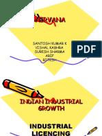 Industrial Growth - Santhosh