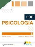 Psicología B (NES)