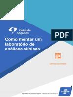 Como montar um laboratório de análises clínicas