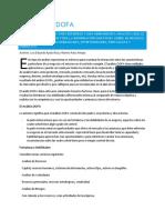 El análisis DOFA