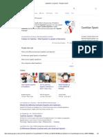 castellano vs spanish - Google Search