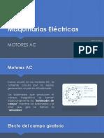 Maquinarias Eléctricas