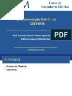 Instrumentação Eletrônica - T05